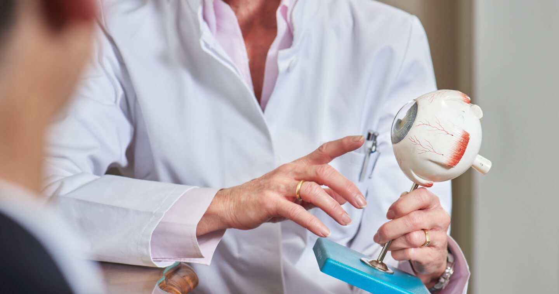 Linsenimplantation in München