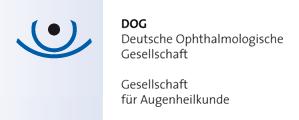 Logo DOG - Gesellschaft für Augenheilkunde