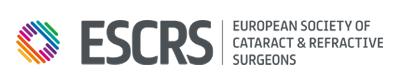 Logo ESCRS - European Society of cataract & refractive surgeons